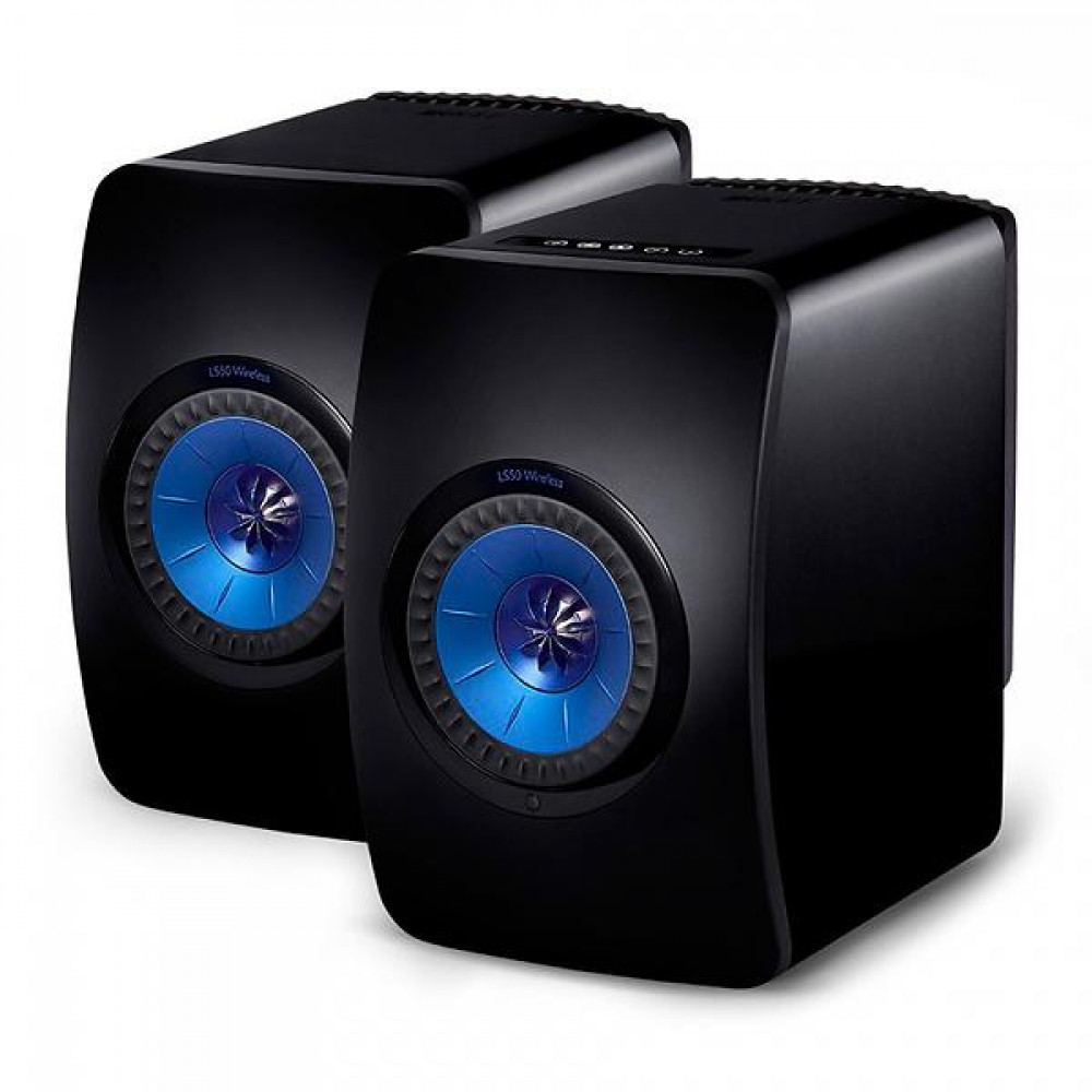 KEF LS50 Wireless LS50 Wireless Svart