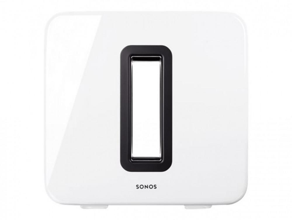 Sonos Sub (Gen3)  WHITE