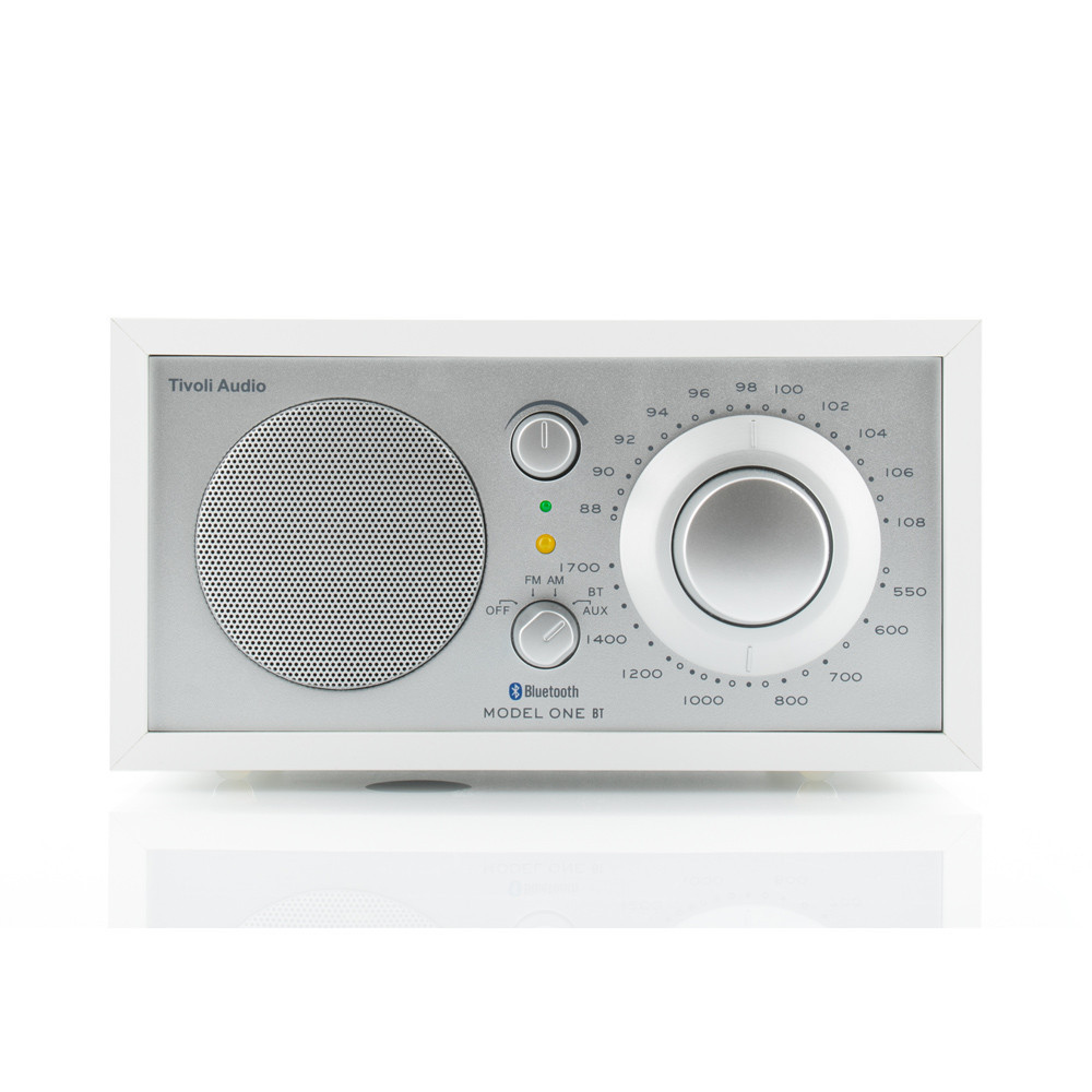 Tivoli Audio Model One BT SILVER/WHITE