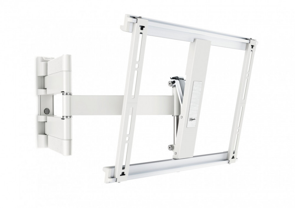Vogels THIN 445 ExtraThin Full-Motion TV Wall Mount WHITE