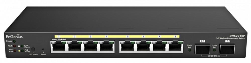 Engenius EWS2910P Switch AP Controller PoE 8 port