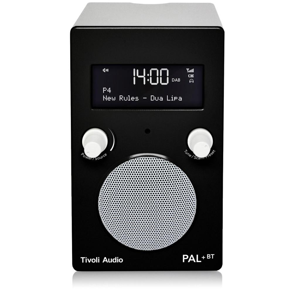 Tivoli Audio Pal+ BT Pal+ BT Black